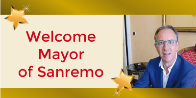 Welcome Mayor